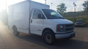 2000 Chevrolet Express Box Truck with only 49k original miles