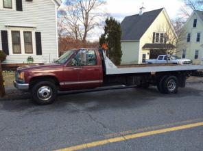 1991 Chevrolet chevy 3500 Tow Truck Ramp Truck