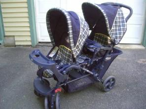 Graco Duo Glide twin stroller