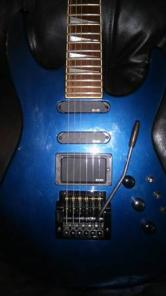 LOOK! charvel model 6 with kahler. and active emg pick ups, trade!!!!!