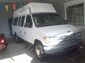 Ford E350 Handicap Van 2002