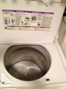 Whirlpool Washer and Maytag Dryer Set - Very New