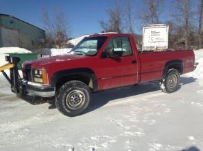 89 GMC 2500 PKP in Good Condition